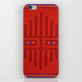 Peruvian Mask iPhone Skin