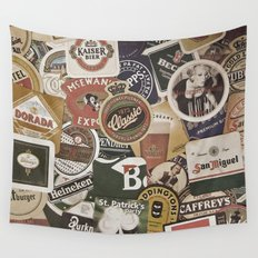 Beer Wall Tapestry