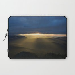 Sunrise Lightfall I Laptop Sleeve