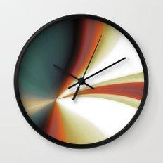 zinc Wall Clock