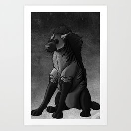 tazvoa Art Print