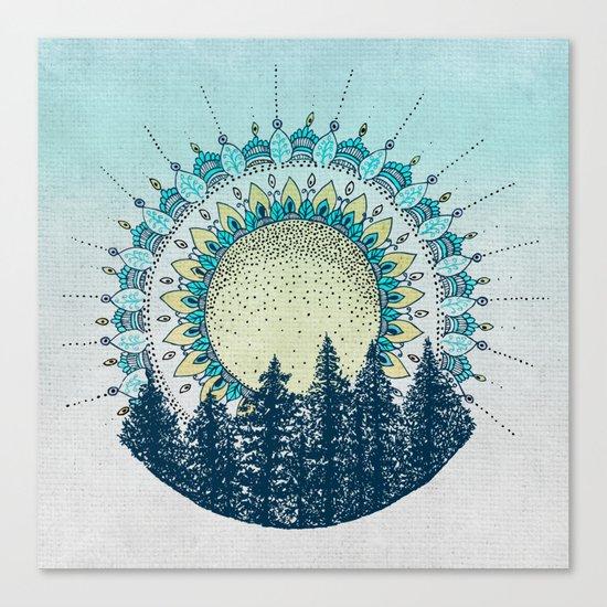 Enlightened Soul Canvas Print