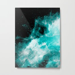Wonderful Space Metal Print