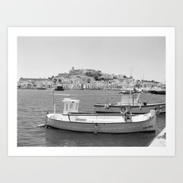 Ibiza Port - Ibiza - Travel Photography Art Print