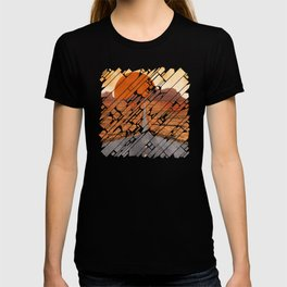 Monument Valley watercolor T-shirt