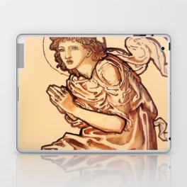 """Edward Burne-Jones """"Daniel, cartoon for stained-glass window at St. Martins-on-the-Hill, Scarborough Laptop & iPad Skin"""