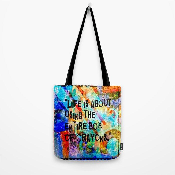Crayon Box 2 Tote Bag