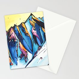 The Chugach Stationery Cards