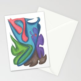 Drawing #100 Stationery Cards