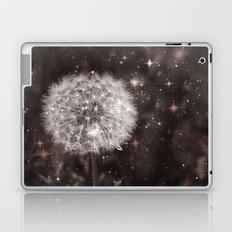 Big Bang (Cosmic Dandelion) Digital Photo Composition Laptop & iPad Skin