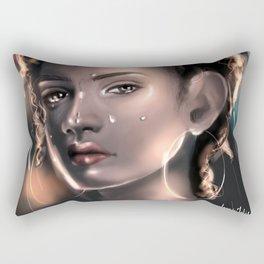 Blue Sargent TRC Rectangular Pillow