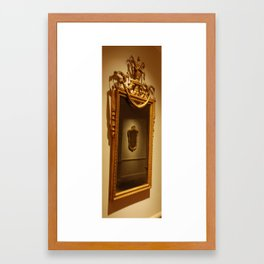 reflective Framed Art Print