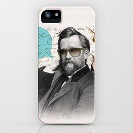 Galã Nouveau iPhone Case