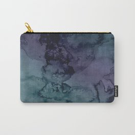 Energize - Mixed media painting Carry-All Pouch