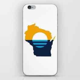 Milwaukee Wisconsin iPhone Skin