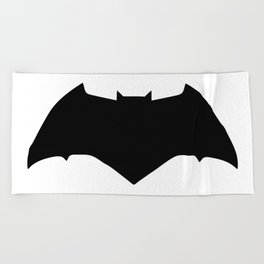 Bat Knight 3 Beach Towel