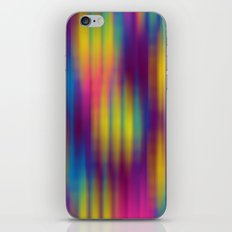 Color Chaos  iPhone & iPod Skin