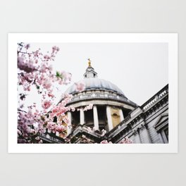 London, England 94 Art Print