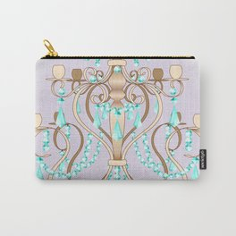 Chandelier - Colorful Carry-All Pouch