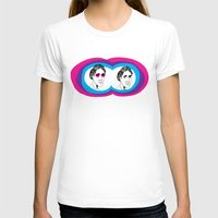 virginia T-shirts featuring Virginia Woolf by Mohac