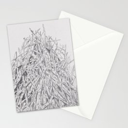 Pile of Sticks Stationery Cards