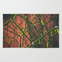 Chemical Connections (Color) Rug