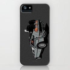 DeLorean iPhone SE Slim Case