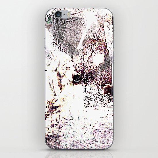 G82ixn45 iPhone & iPod Skin