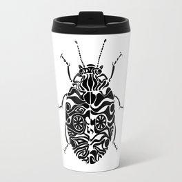 Zebra or crazy ladybug Travel Mug