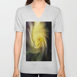 Merger Unisex V-Neck