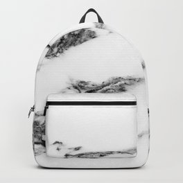 Marble (White) Backpack