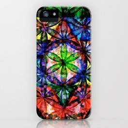 Soul Essence - The Sacred Geometry Collection iPhone Case