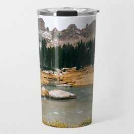 Gore Range – Rocky Mountains Travel Mug