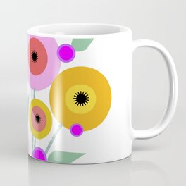 Floral Potpourri Coffee Mug