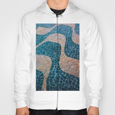 Color at the ground Hoody