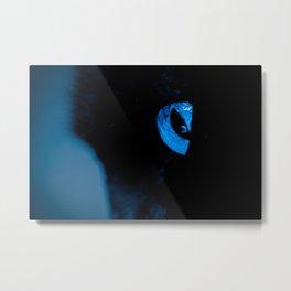 Bocelli Blue Metal Print