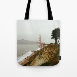 Golden Gate Bridge / San Francisco, California Tote Bag