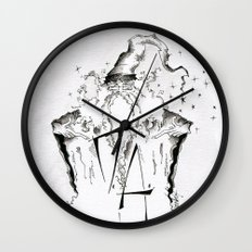 Dumbledore's Army Wall Clock