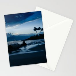 Polo Beach Dreams Maui Hawaii Stationery Cards