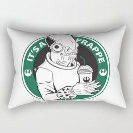 It's A Frappe! Rectangular Pillow