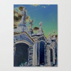 greenwood3 Canvas Print