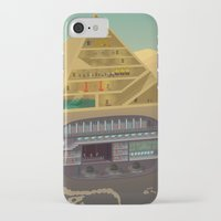 egypt iPhone & iPod Cases featuring Egypt by Xènia Castellví