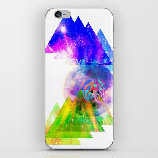 Above & Beyond iPhone & iPod Skin