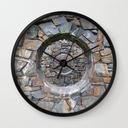 FOCUS (Shattered Version) Wall Clock
