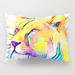 Lioness 3 Pillow Sham