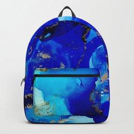 Deep Blue Backpack