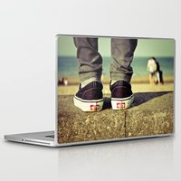vans Laptop & iPad Skins featuring vans II. by Zsolt Kudar