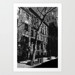 Upper East Side Art Print