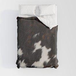 Cowhide Texture Duvet Cover