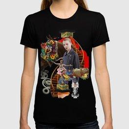 Like a Horse by Lenka Laskoradova T-shirt